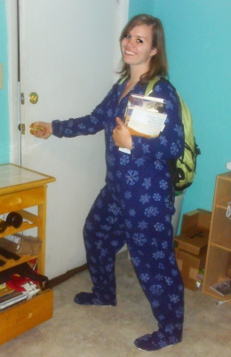 Going To Class In Your Pajamas Is For Online Universities Only