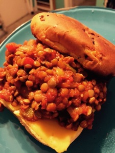Sloppy Joes without the guilt
